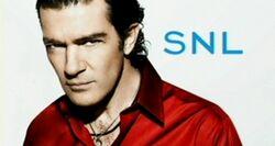SNL Antonio Banderas