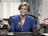 SNL Jan Hooks - Hillary Clinton