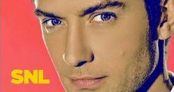 SNL Jude Law