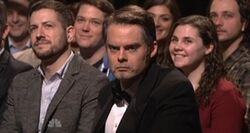 SNL Bill Hader - Tommy Lee Jones