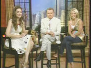 Katie Holmes - Live With Regis & Kelly (2005-06-13)1
