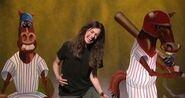 SNL Anne Hathaway as Alanis Morissette