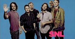SNL Pearl Jam