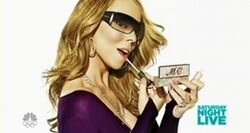 SNL Mariah Carey