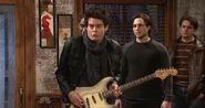 SNL Bill Hader - John Mayer