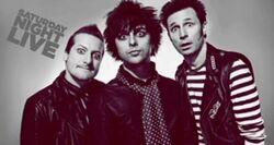 SNL Green Day