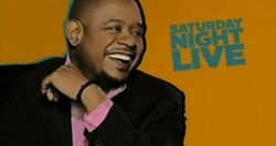 SNL Forest Whitaker
