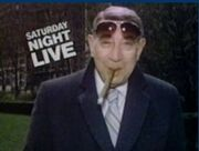 SNL 10x17 Howard Cosell