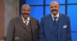 SNL Kenan Thompson - Steve Harvey