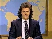 Dana Carvey as Dennis Miller