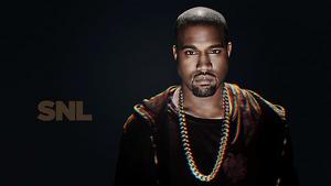 SNL Kanye West temporary