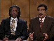 SNL Jerry Minor - Al Sharpton