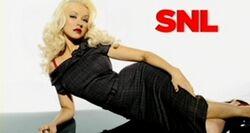 SNL Christina Aguilera