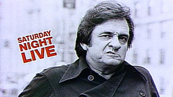 SNL Johnny Cash