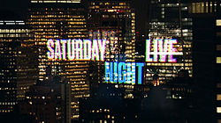 SNL S41 Title Card