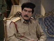 Darrell Hammond as Saddam Hussein