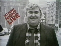 SNL Host John Candy