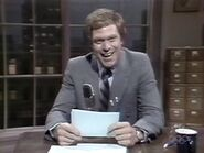 Joe as David Letterman