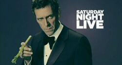 SNL Hugh Laurie