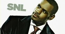 SNL LeBron James