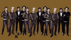 SNL Mumford & Sons 2015