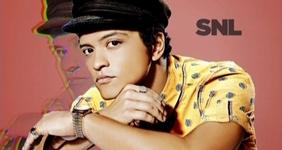 SNL Bruno Mars
