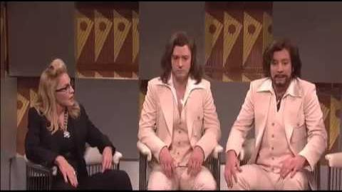 The Barry Gibb Talk Show SNL Sketch with Madonna