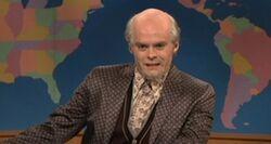 SNL Bill Hader - John Malkovich