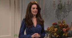 SNL Anne Hathaway - Kate Middleton