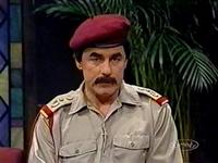 Phil Hartman as Saddam Hussein