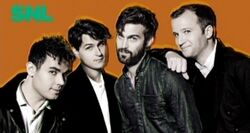 SNL Vampire Weekend