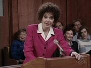 SNL Laura Kightlinger as Marcia Clark