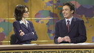 Jimmy Fallon and Tina Fey