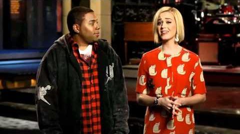 Katy Perry - Saturday Night Live (SNL) Promo