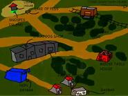 Map of tyksrr