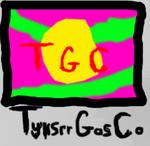 Tyksrr gas co