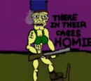 Simpsons Comic 2009