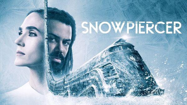 Snowpiercer banner title only