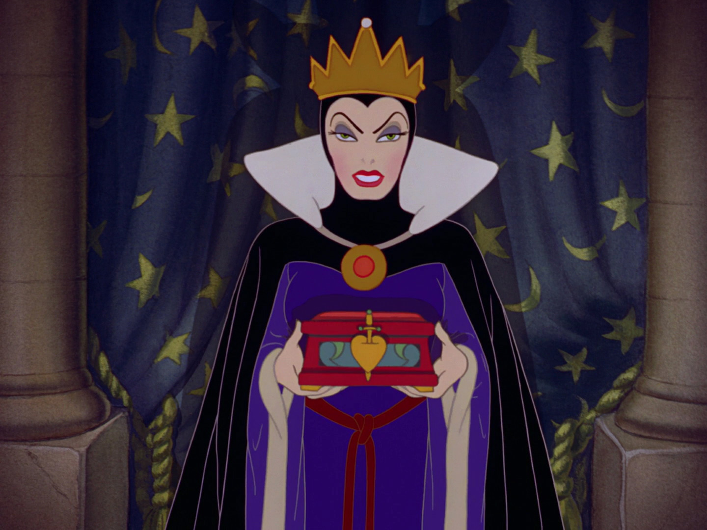 ROSELLA: Snow White and the Queen
