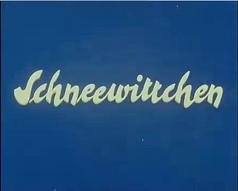 Title card of Schneewittchen