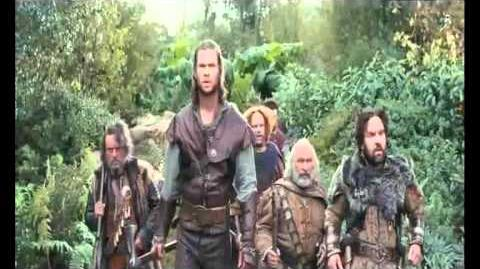 Snow White and the Huntsman 2nd Trailer ENGLISH Audio