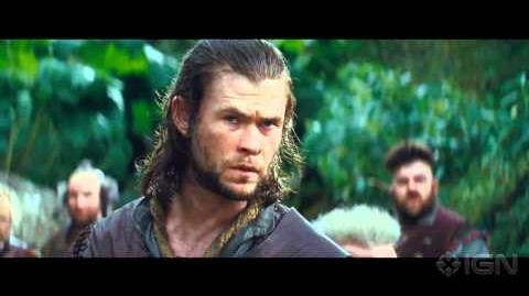 Snow White & The Huntsman A Look Inside Featurette