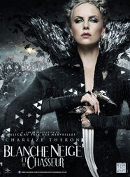Evil Queen - SWATH French Poster