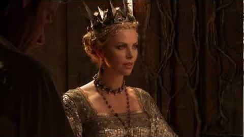 Snow White and the Huntsman - On the Set Beauty and Evil