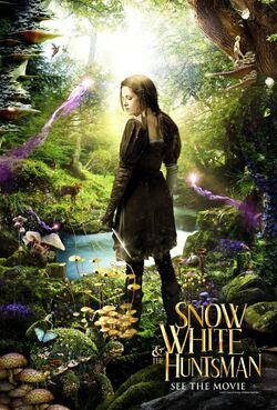 Snow White and The Huntsman HD 2 Poster