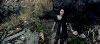 TodoTwilightSaga Blanca Nieves y El Cazador trailer Mexico (112)