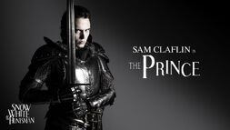 Sam Claflin - Snow White and the Huntsman