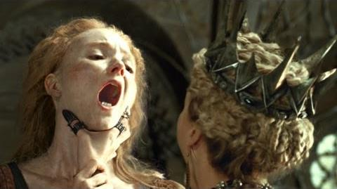 Snow White and the Huntsman - On the Set Devouring Youth