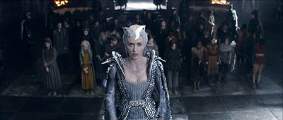 Freya the Ice Queen