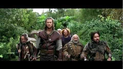 Snow White and the Huntsman - Trailer Sneak Peek with Chris Hemsworth